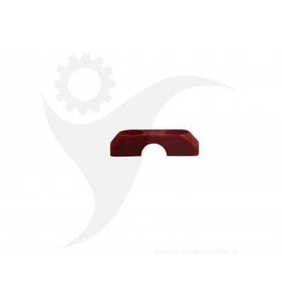 KLIPPO Hållare framaxel röd 5044638-01 - 1