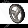 Bakhjul grått 30cm, Jonsered, Partner, 5324327-47 - 4